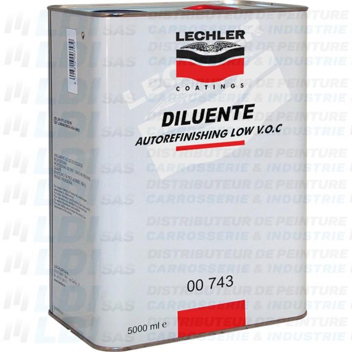 DILUANT AUTOREFINISHING VOC 5 L