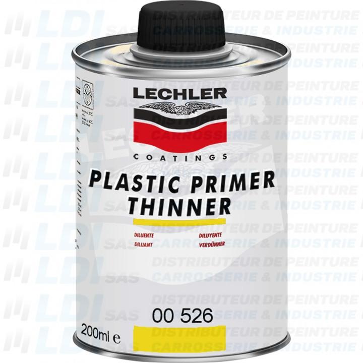DILUANT PLASTIC PRIMER MAC 0  X 200ML