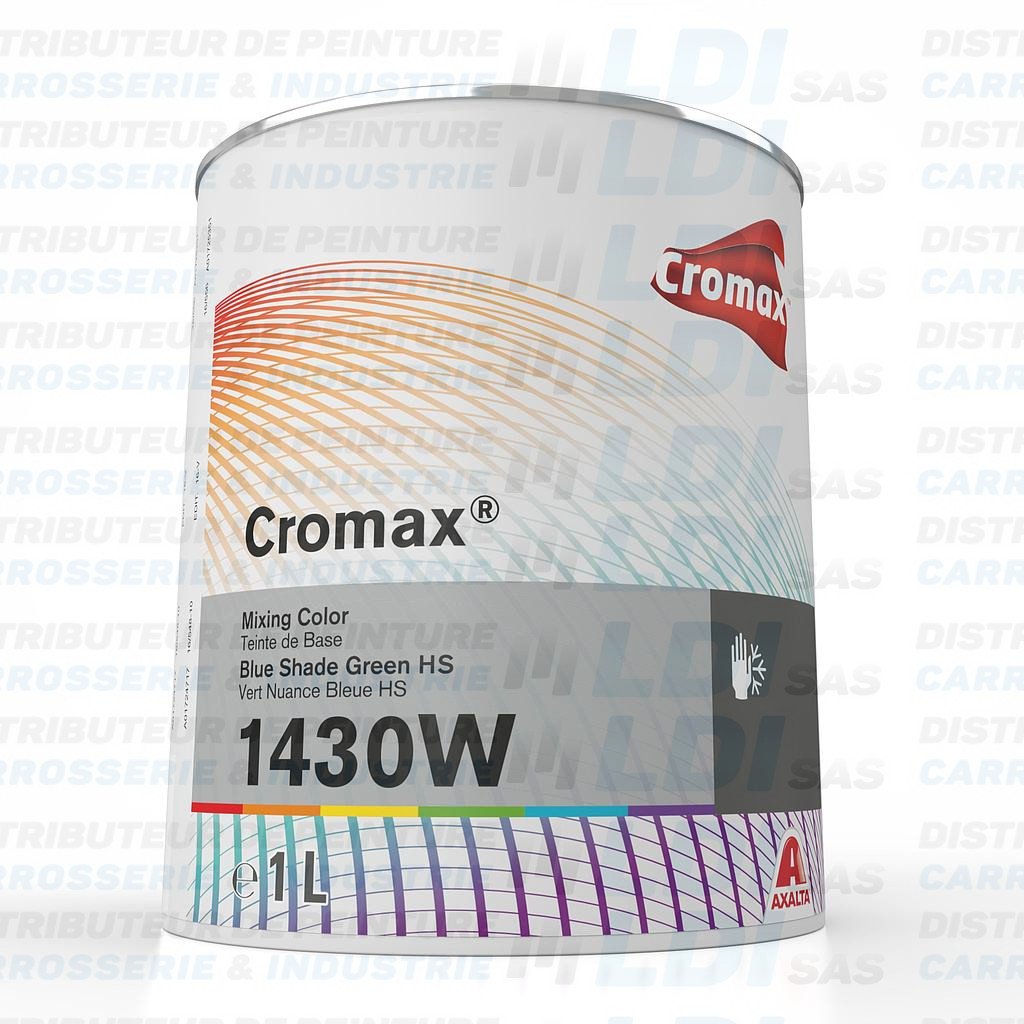 CROMAX VERT BLEUTE 1L