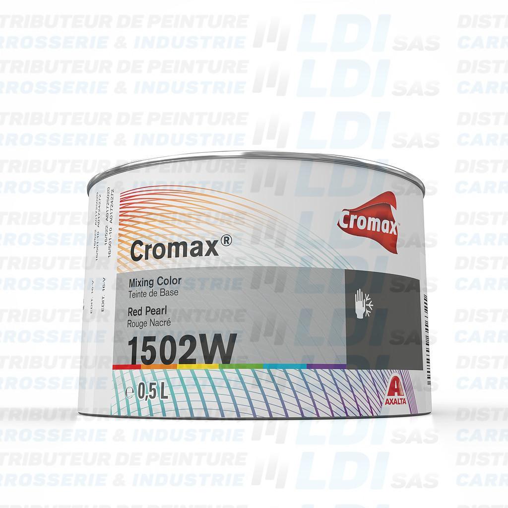 CROMAX ROUGE NACRE 0.5 L