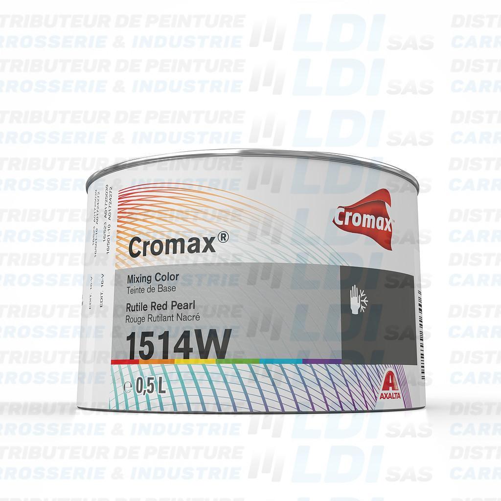 CROMAX ROUGE NACRE FIN 0.5 L