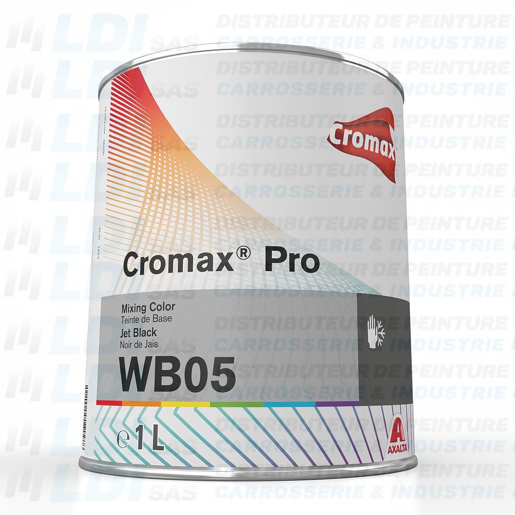 CROMAX PRO JET BLACK 1.00 LI