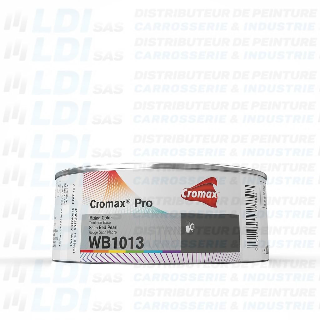 CROMAX PRO SATIN RED PEARL 0.25 LI