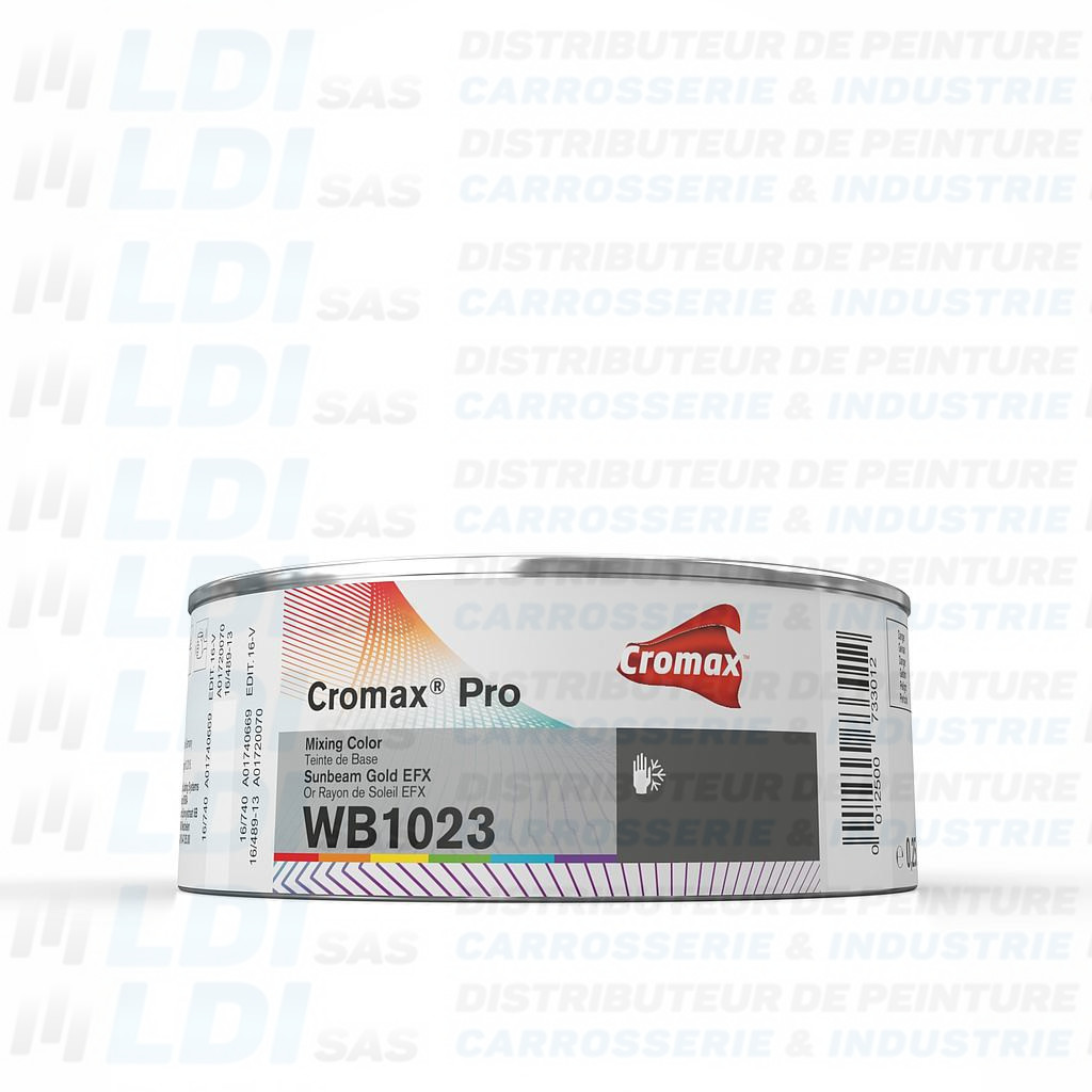 CROMAX PRO SUNBEAM GOLD 0.25 LI