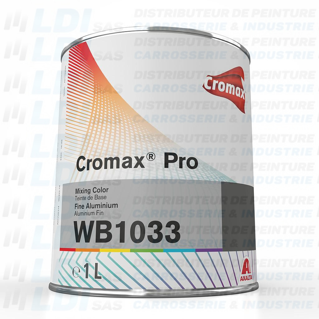 CROMAX PRO FINE ALUMINIUM X 1L   ******