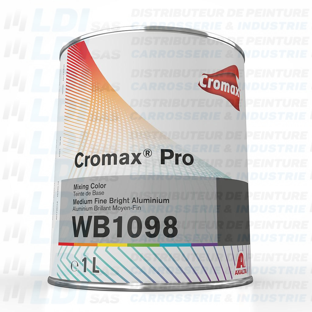 CROMAX PRO MEDIUM FINE BRIGHT ALU 1.00 LI