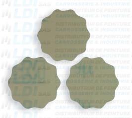 DISQUE MICRO-ABRASIF DIAM 32MM P1200 X100 13450