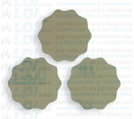 DISQUE MICRO-ABRASIF DIAM 32MM P1500 X100 13449