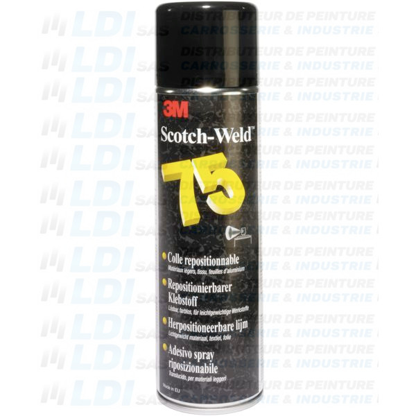 COLLE 75 REPOSITIONNABLE AEROSOL (500ML)