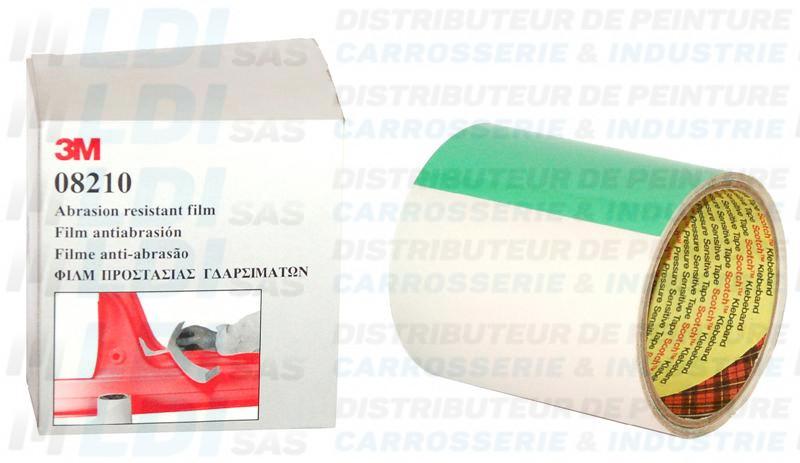 FILM ANTI-ABRASION LARGEUR 100MM (ROULEAU 2,5M) X1