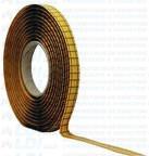 mastic cordon butyle largeur 8mm (rouleau 4,5m) x1