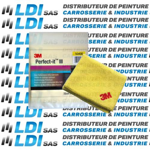 CHIFFON DE LUSTRAGE OPTIMUM JAUNE X1