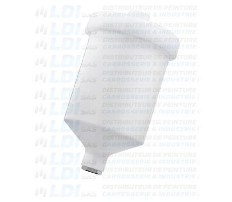 GODET GRAVITE PVC 0,6L POUR SATAJET/B ET NR95