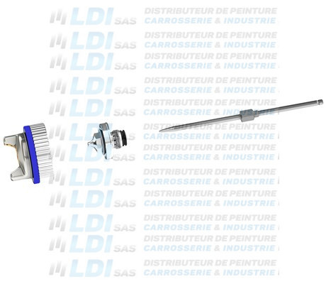 KIT PROJECTEUR SATAJET 3000 B RP BUSE 1.4MM