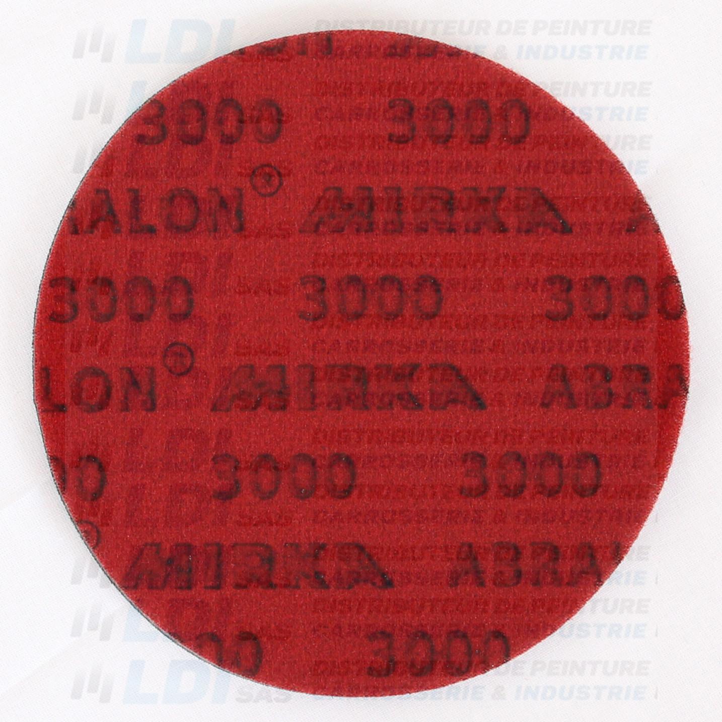 DISQUE ABRALON D150 P3000 X 20