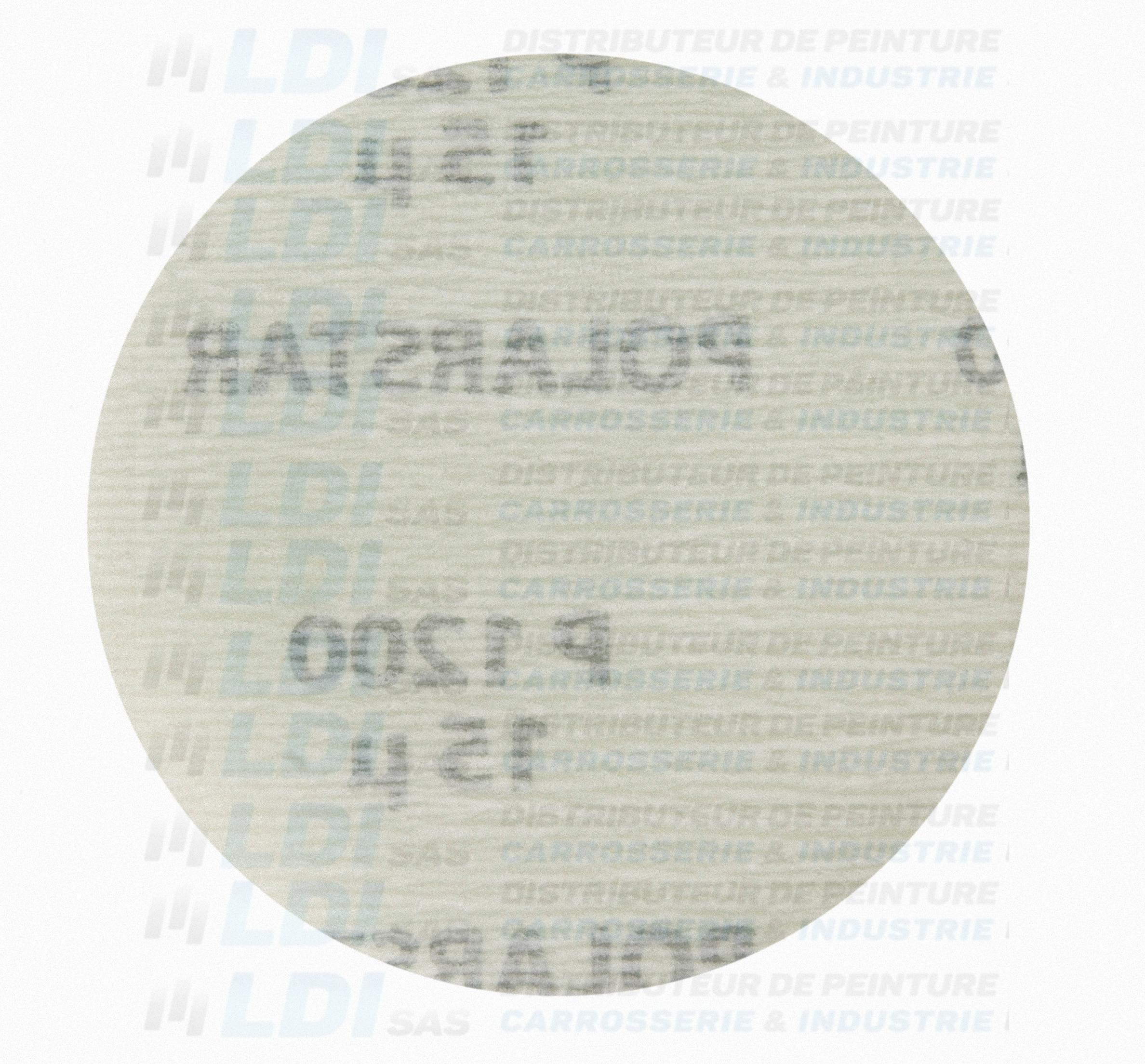 DISQUE POLARSTAR DIAMETRE 77MM P800 X50