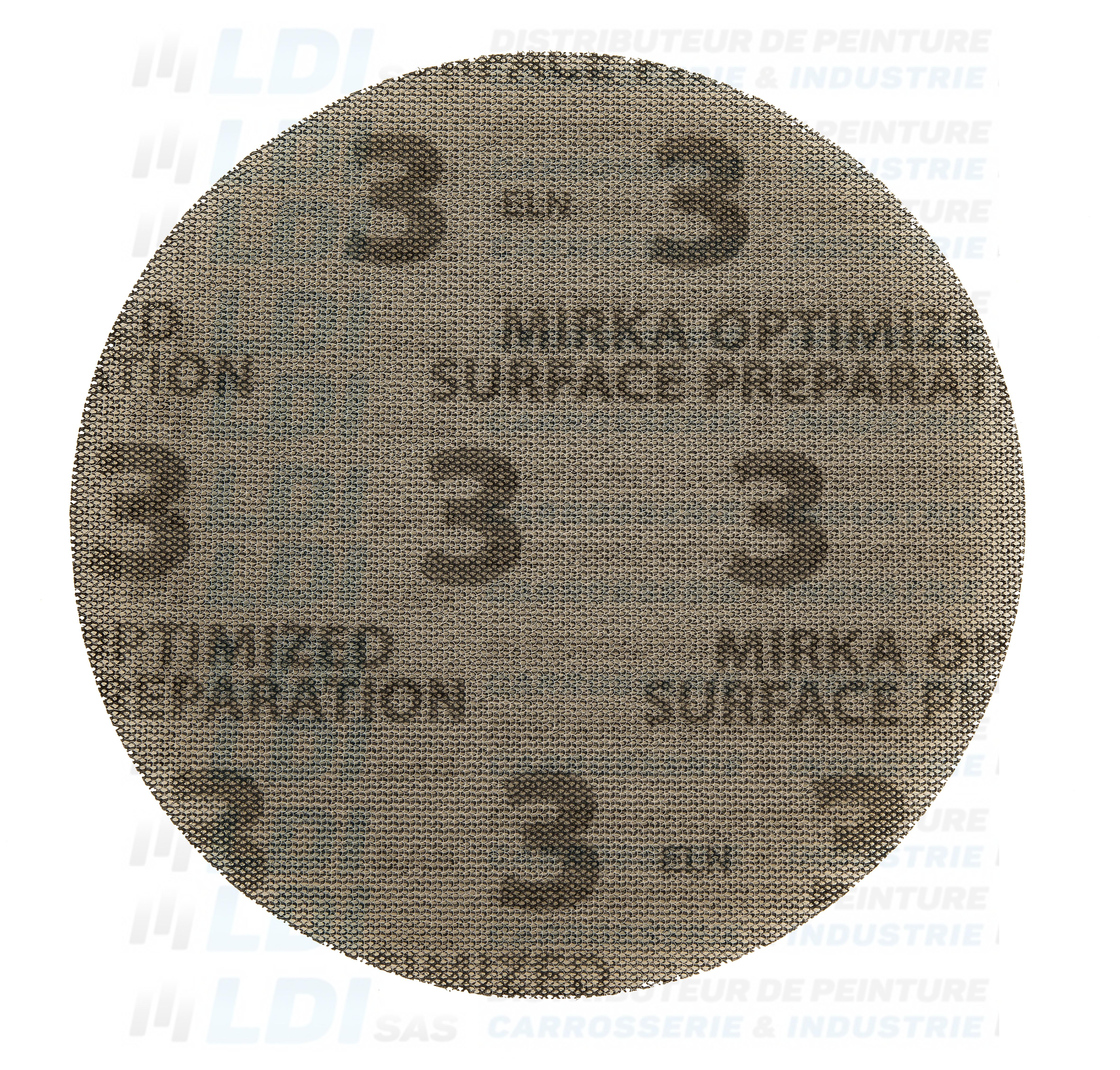 DISQUE OSP 3 PREPARATION DES PRIMERS X50   150MM