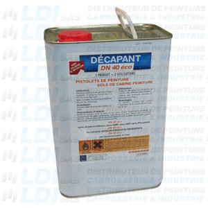 DECAPANT ECOLOGIQUE GEL  EN 5L