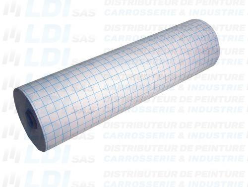 ROULEAU MOUSSE PORTIERE 60CM X 10 M