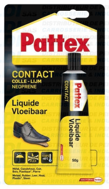 TUBE COLLE NEOPRENE LIQUIDE PATTEX 125G