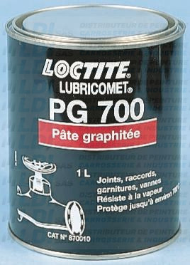 GRAISSE GRAPHITE PG 700 1L