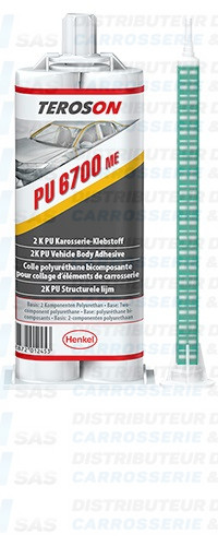 COLLE PU TEROMIX 2K 50ML (6700)