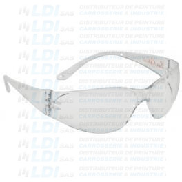 LUNETTE DE PROTECTION  POLYCARBONATE INCOLORE
