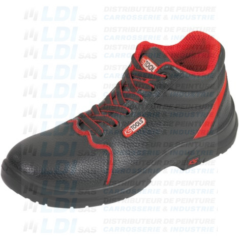 CHAUSSURES DE SECURITE MONTANTE S3 TAILLE 40