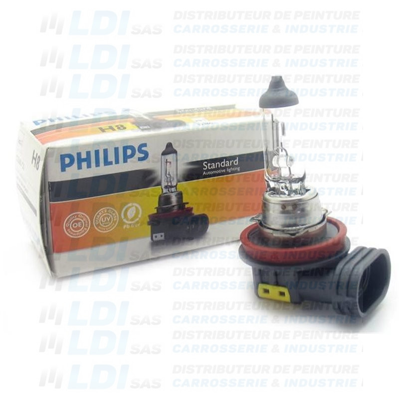 LAMPE  H 8  12V  35 W
