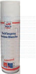 AEROSOL GRAISSE BLANCHE 500ML
