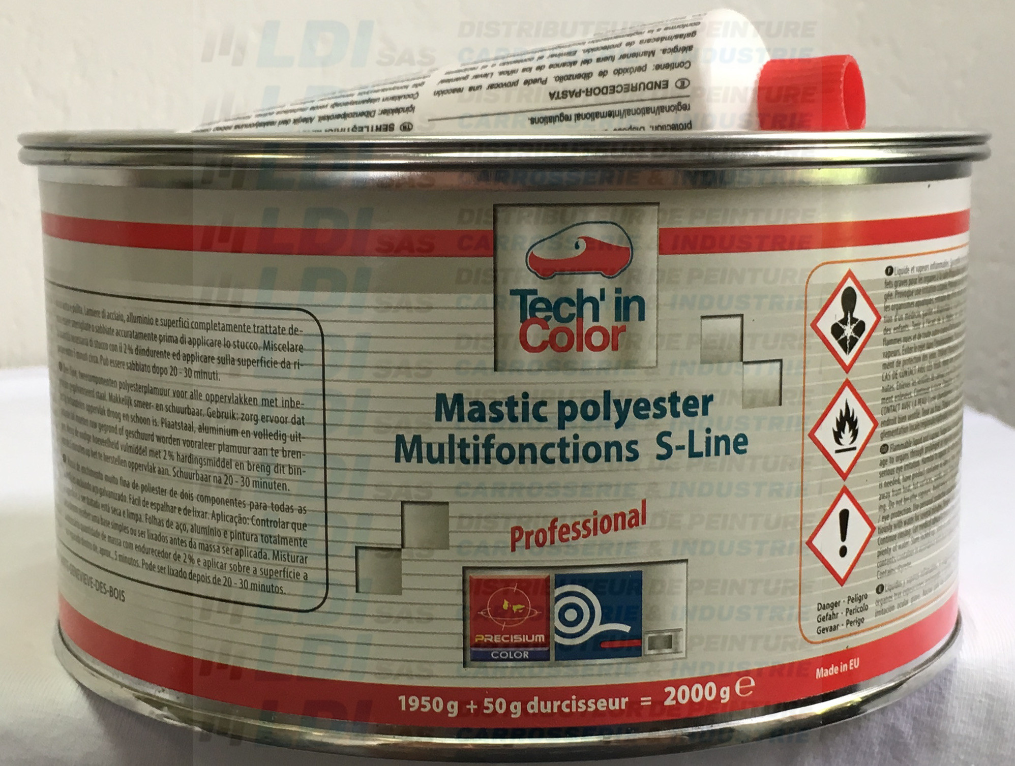 MASTIC UNIVERSEL HD  S LINE  2KG