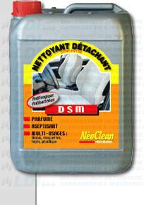 NETTOYANT DETACHANT TISSU  DSM X 5L
