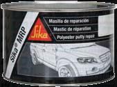 MASTIC MRP PLASTIC GRIS BOITE 500 ML