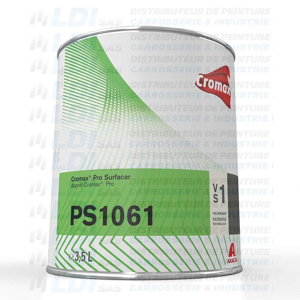 APPRET SURFACER BLANC CROMAX PRO 3.5L