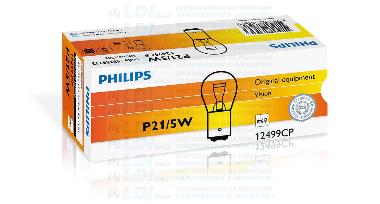 LAMPE STOP 12V 21/5W X10 =17916