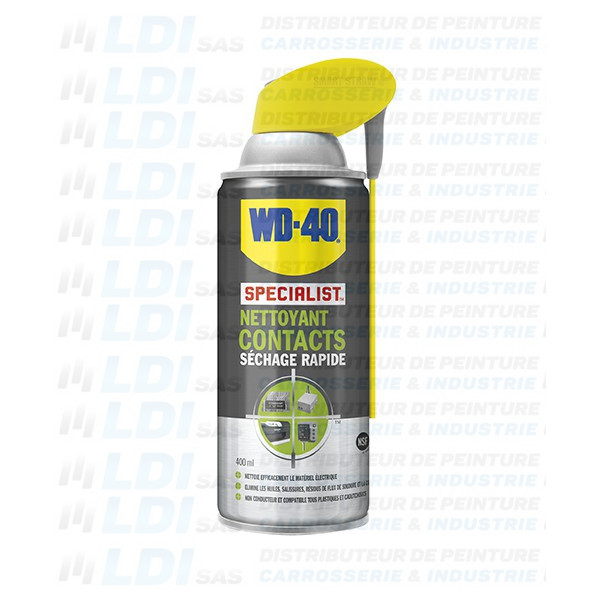 AEROSOL NETTOYANT CONTACTS SYSTEME PRO 400ML