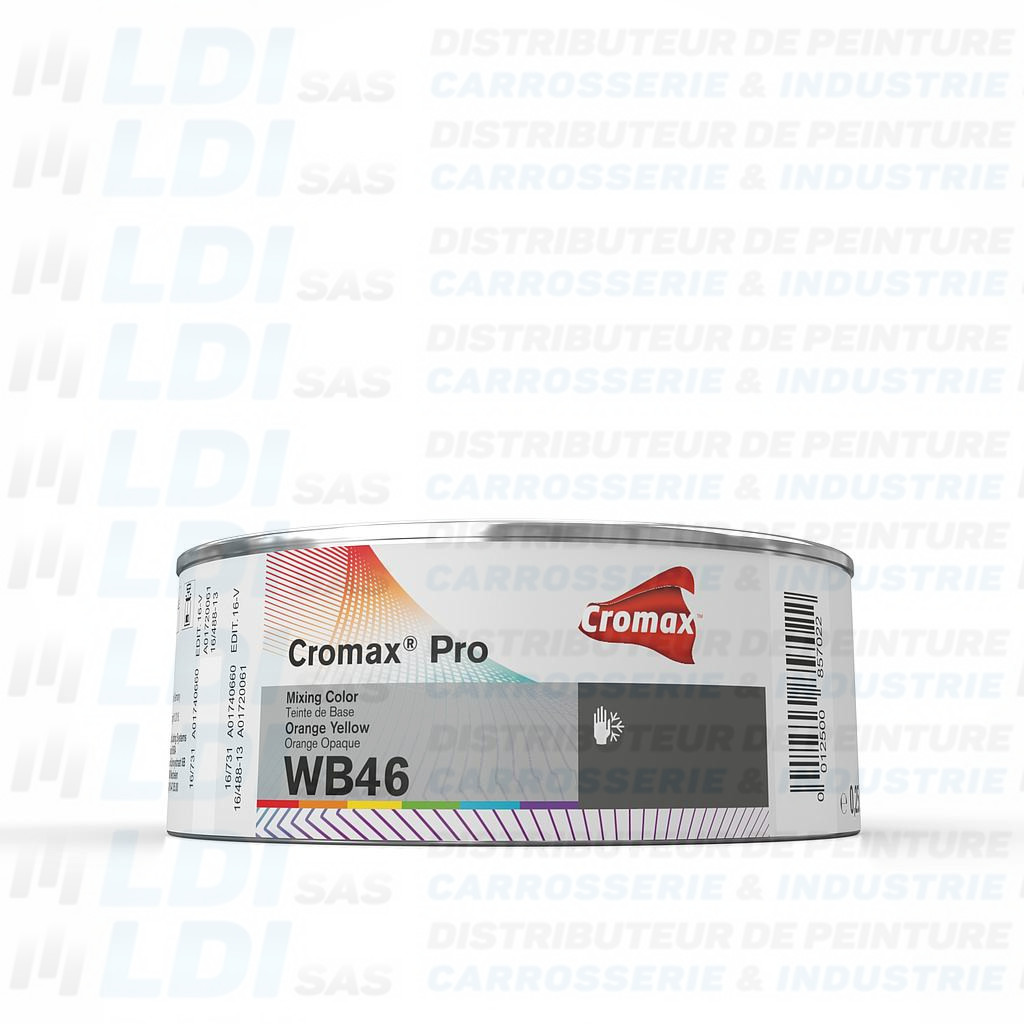 CROMAX PRO ORANGE  YELLOW  0.25 LI