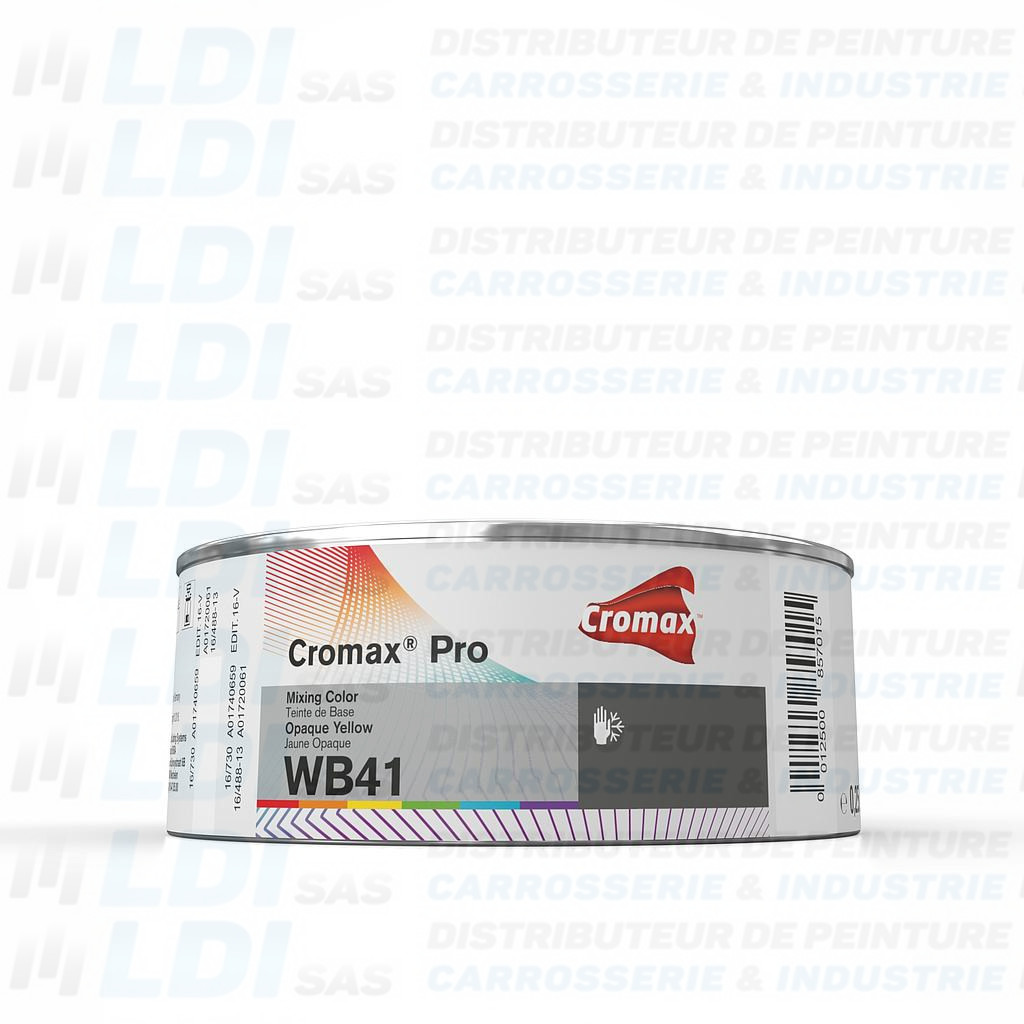 CROMAX PRO  OPAQUE  YELLOW  0.25 LI