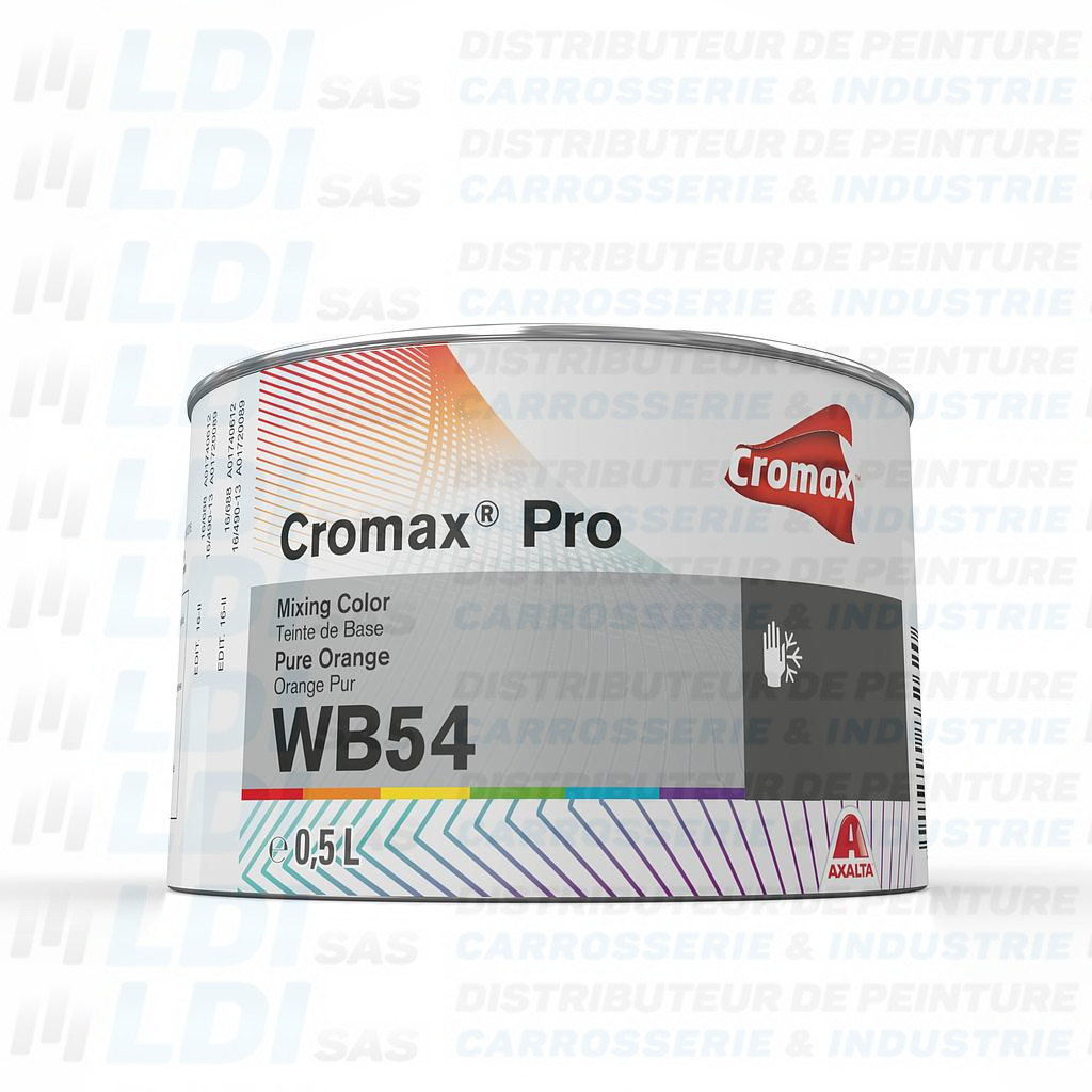 CROMAX  PRO PURE ORANGE  0.50 LI