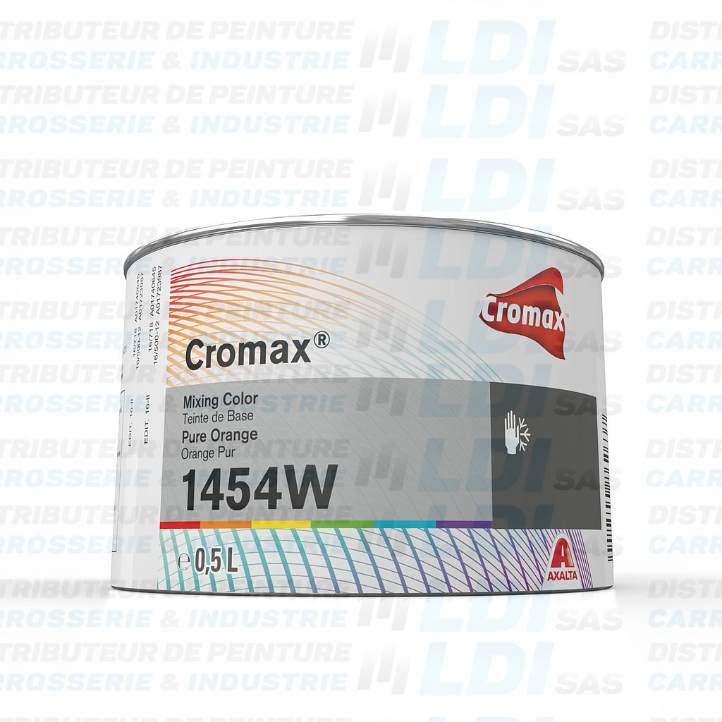 BASE CROMAX  PURE  ORANGE  0.5 L