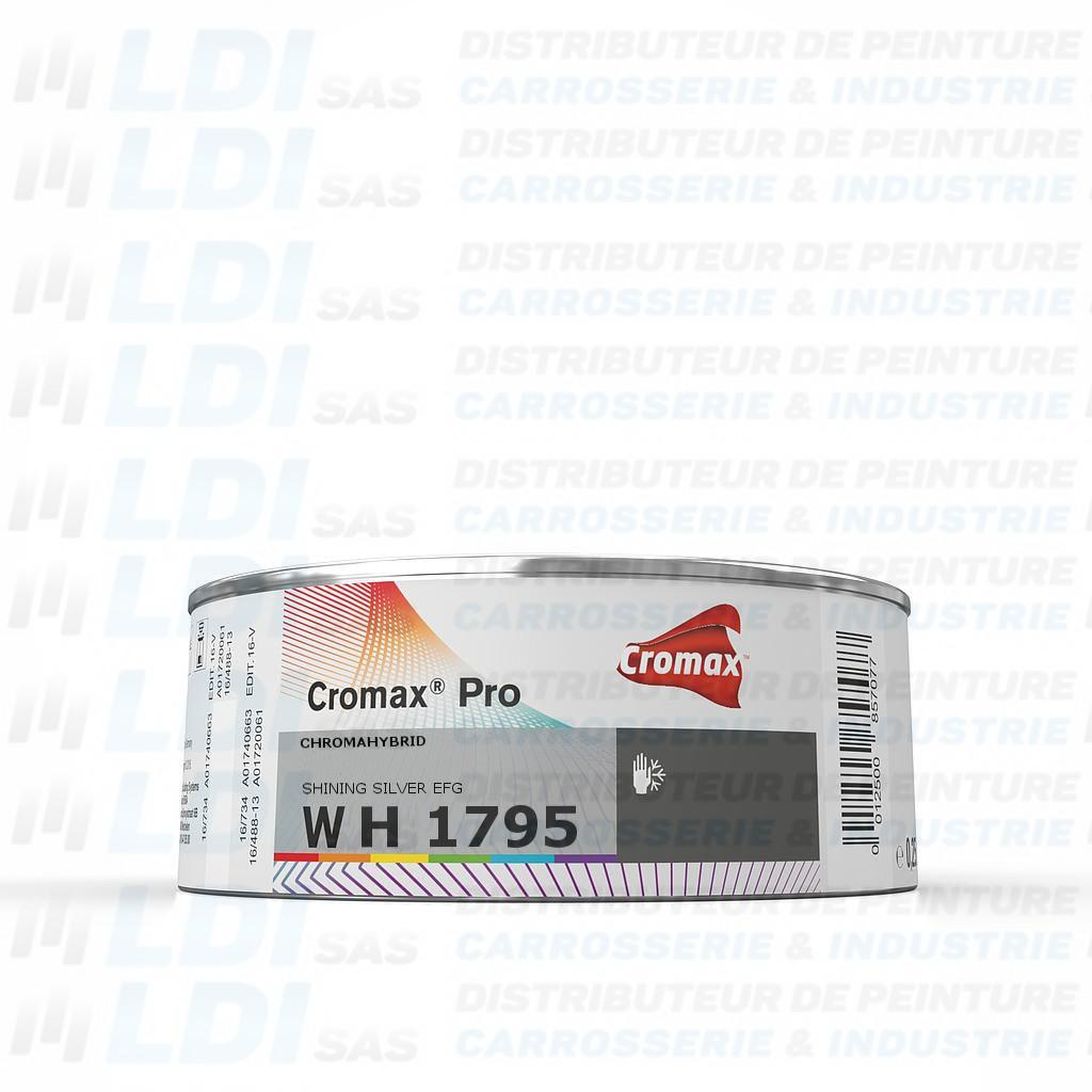 CROMAX PRO  SHINING SILVER / EFG  0.25 LI