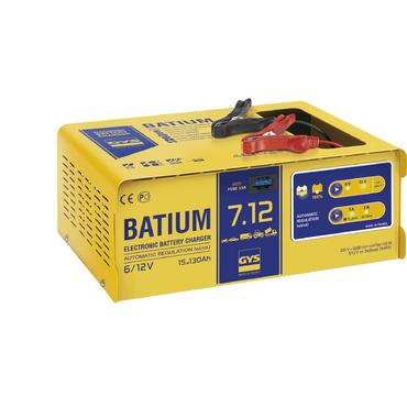 CHARGEUR AUTOMATIQUE BATIUM 7.12