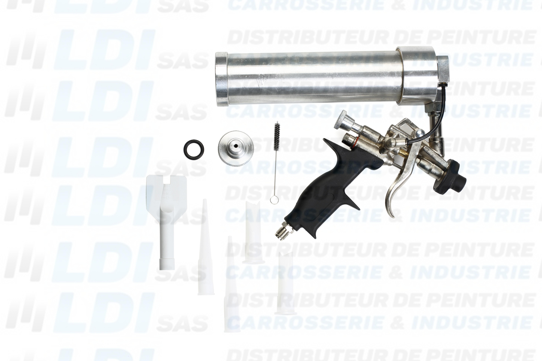 PISTOLET EXTRA GUN  PULVERISABLE  398