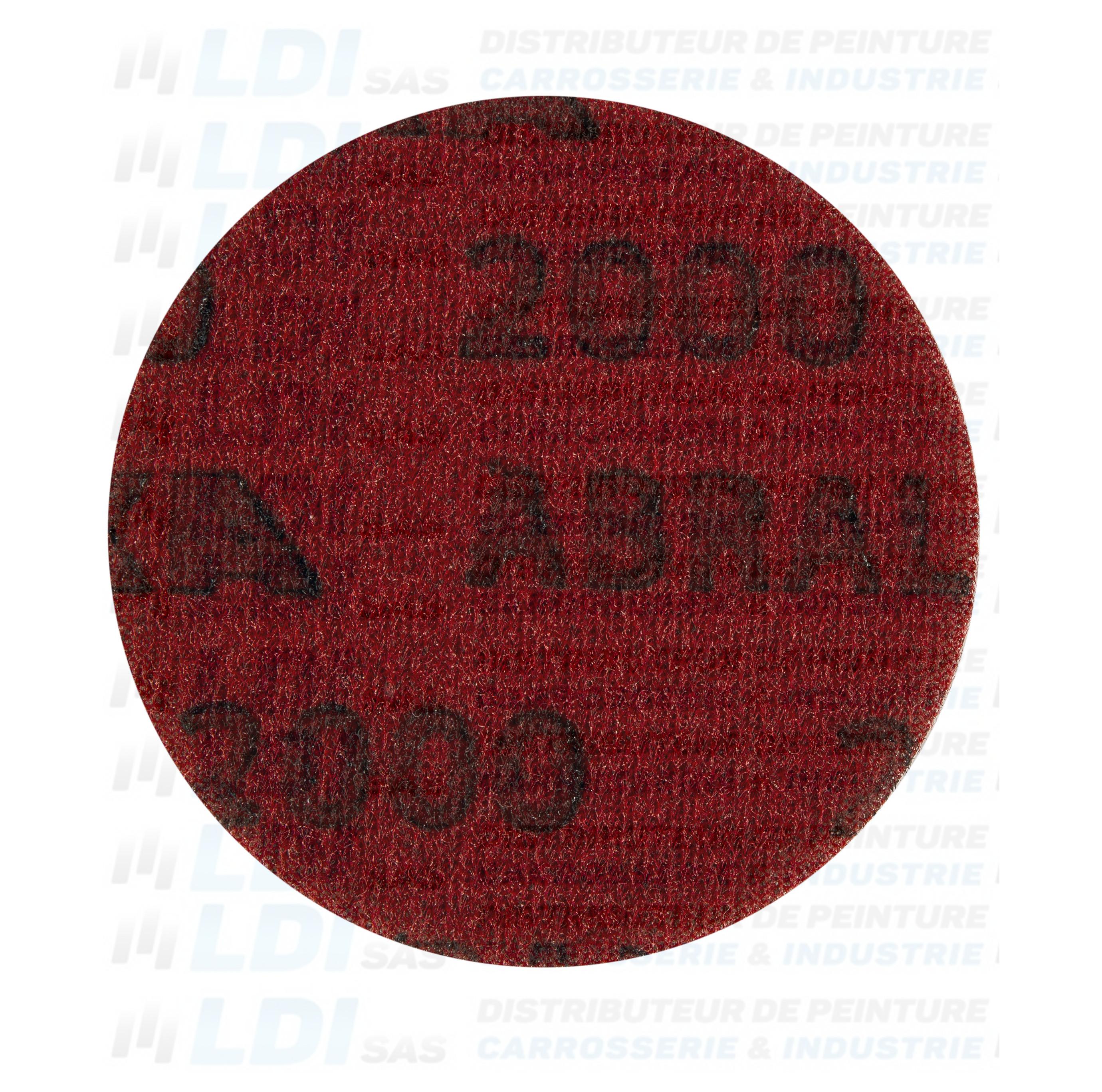 DISQUE ABRALON DIAM 77MM P500 X20