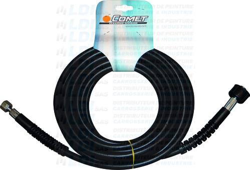 flexible hp -r2 3/8  l=10mt  3/8f-m22f