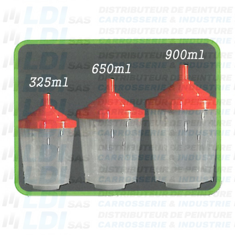 KING BOX GOBELET 900ML  125æ  CARTON X 32 P  PROMO