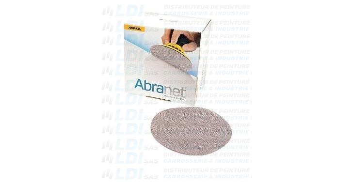 BOITE DISQUE ABRANET DIAM 77MM P180  X50