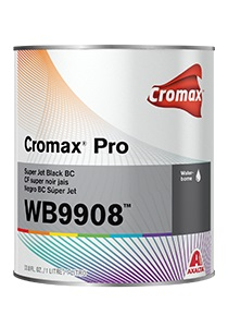 CROMAX PRO SUPER JET BLACK 1L