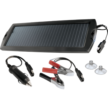 KIT SOLAIRE DE MAINTIEN DE CHARGE 12V