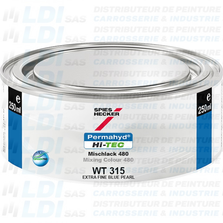 EXTRA FINE BLUE PEARL 0.250ML WT315
